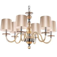 modern glass chandelier lighting. modern blown glass chandelier 6 light champagne lighting l