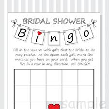Homemade Gift Vouchers Templates Impressive Best Bridal Bingo Printable Template Templates Shower Blank Free