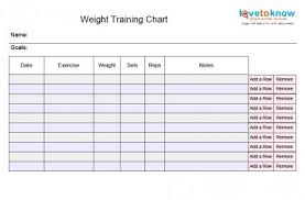 Specific Printable Fitness Chart Exercise Heart Rate Chart