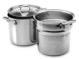 all clad pasta pot. All Clad Pasta Pot And Insert S