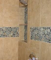 tile recessed shower shelf
