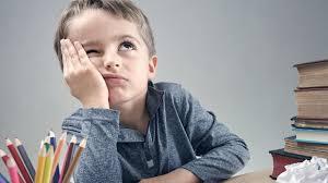 bambini stressati