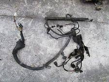 bmw e39 wiring harness bmw e39 1998 528i engine wiring harness complete uncut m52 used oem
