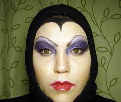 free inspired make up project for evil queen from snow white