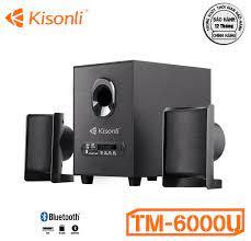 Loa Bluetooth 2.1 Kisonli TM-6000U giá rẻ 315.000₫