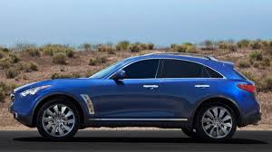 2012 Infiniti FX35: Review notes: Different looks with solid ...