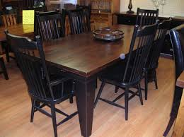 dining room great amusing black wood table and chairs best for wonderful dark wood dining tables