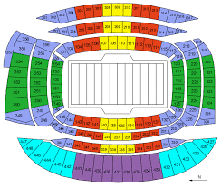 Chicago Bears Seating Chart Seating Chicago Bears Tickets