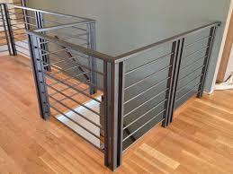 Custom Modern Railing & Handrail - SMW