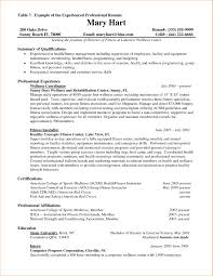 Resume Samples For Experienced Professionals Resume Samples For Experienced Professionals DiplomaticRegatta 1