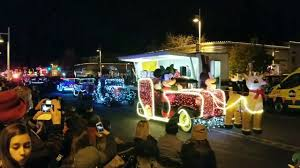 Albuquerque Christmas Light Parade