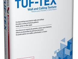 sheetrock brand tuf tex wall and