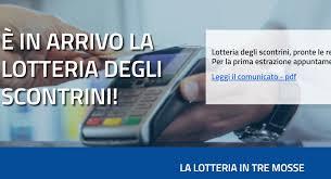 Portale lotteria degli scontrini 2020 dal 9 marzo: come partecipare