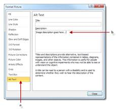 Adding Alt Text to Images in Microsoft Word - The ACCESS Project ...