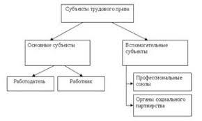Субъекты и объекты трудового права Субъекты и объекты трудового права Автор24 интернет биржа студенческих работ