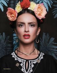 frida kahlo makeup beautiful 366 best ✠⊠frida ⊠✠frida
