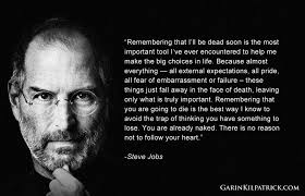 Steve Jobs Quotes Fascinating Steve Jobs Quote About Death Failure And Success Just Saying