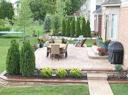 concrete backyard concrete patio cost