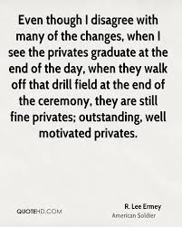 Quotes For Graduation Inspiration R Lee Ermey Graduation Quotes QuoteHD