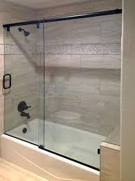 bathroom sliding glass shower doors. SL05_Sliding_Glass_Bypass_Shower_Door_02.jpg Bathroom Sliding Glass Shower Doors K