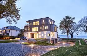 Ferienhaus Heikendorf Villa Förderesidenz Kitzeberg
