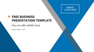 Ppt Templates Download Free Free Business Presentation Template