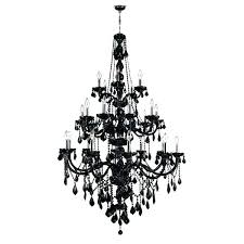 3 tier chandelier progress lighting caress light w polished