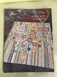 Gypsy Wife by Jen Kingwell Designs Modern Fun Quilt Pattern 59 X ... & Gypsy Wife by Jen Kingwell Designs Modern Fun Quilt Pattern 59 X 68 Inches    eBay Adamdwight.com