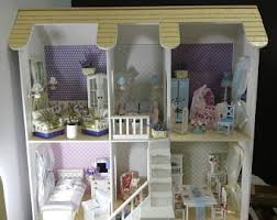 wooden barbie doll furniture. Wooden Dollhouse/Barbie Doll House/Dollhouse Furniture/Living Room Furniture/Sofa For Barbie Furniture E