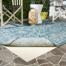 safavieh outdoor rug pad pad140