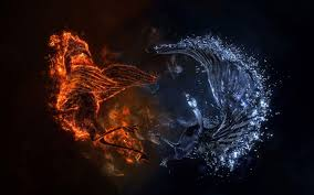 fire and water wallpapers full hd wallpaper search