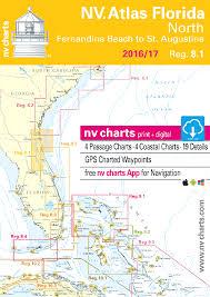 Nv Charts Reg 8 1 Florida Northeast