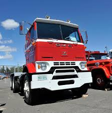 Old GMC Cabover Trucks | 1961 Gmc Coe Truck Tractor/ Hails From ...