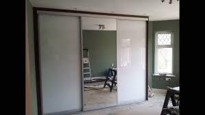winsome closet mirror doors sliding your house concept custom made sliding door wardrobe white