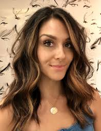 Blonde Balayage Hair Color For Brunettes