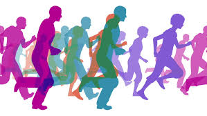 Image result for people running