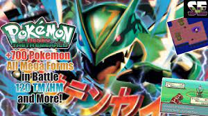 GBA] Pokemon Theta Emerald Renev Completed - Pokemoner.com