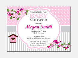 Invite Templates For Word Delectable Baby Shower Invitation Templates For Microsoft Word Free Free Ba