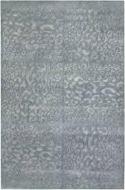 surya decadent gray blue silver rug