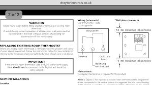 honeywell t6360b spdt room thermostat wiring diagram wiring diagram digital room thermostat wiring diagram honeywell