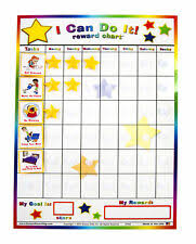 Reward Chart For 3 Yr Old Kenson Kids I Can Do It Reward And Responsibility Chart 11 X
