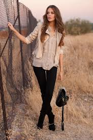 urban safari fashion trend for women 21