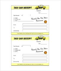 Taxi Bill Format Free Download Taxi Receipt Template 12 Free Word Excel Pdf Format Download