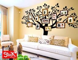 family tree wall stencil large family tree wall stencil gallery home design wall stickers