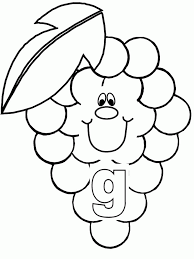 Small Picture Amazing Coloring Pages Grapes Printable Coloring Pages Coloring