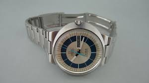 used omega dynamic vintage mens automatic watch in stainless steel used omega dynamic vintage mens automatic watch in stainless steel watches for best price