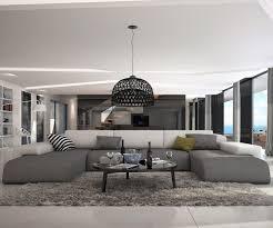 Wohnlandschaft Resida 400x250 Cm Grau Weiss Wohnen Sofa