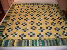 Sunshine and Shadows quilt | Louisa Enright's Blog & Sunshine and Shadows quilted Adamdwight.com