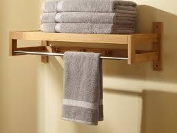 fresh 40 of towel shelves bathroom wood towel rack for bathroom slipstreemaerocom liz perry