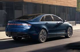 2018 lincoln hybrid. simple lincoln 2018 lincoln mkz exterior redesign for lincoln hybrid